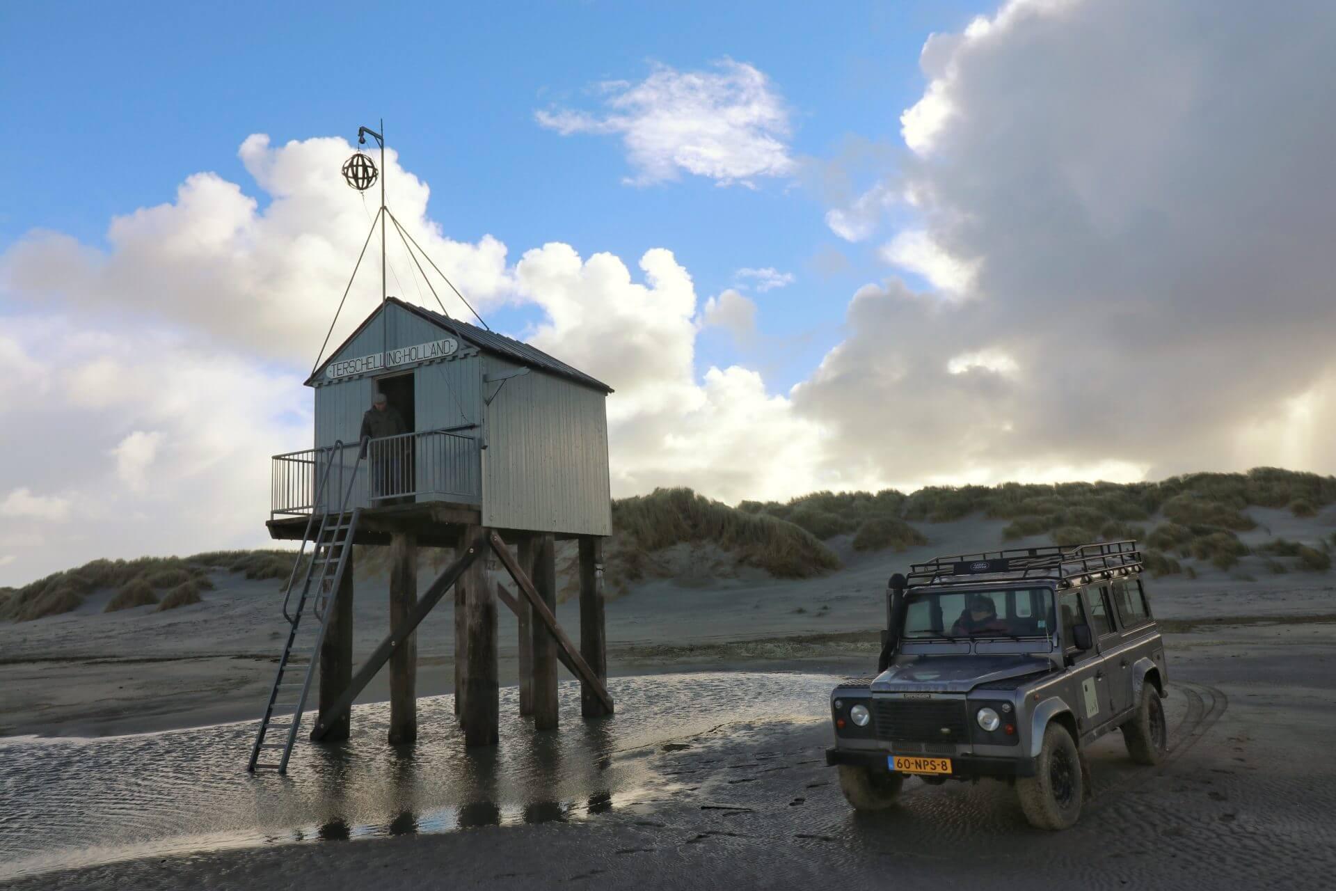 Excursie Terschelling Strand